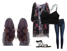"""""""#297"""" by queen-of-life ❤ liked on Polyvore featuring Gianvito Rossi"""