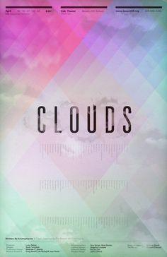 COLOROMETRY #Clouds #Graphisme