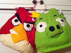 Cute Angry Birds Costumes and tons more pics of costumes on this site.