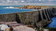 ile grande côtes d'armor Bretagne