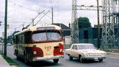bus to downtown hamilton ontario canada 1960 Hamilton Ontario Canada, Retro Bus, Site History, Bus System, Burlington Ontario, Driving Tips, Time Photo, Busses, Ottawa