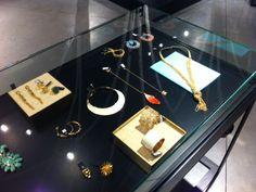 Aurélie Bidermann Jewelry at Smets Concept Store in Bruxelles !