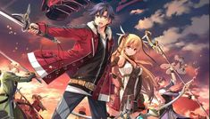 The Legend of Heroes: Trails of Cold Steel 2 will be out on February 14