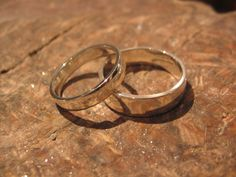 diy wedding rings!!! for $310 you can go to a workshop in Toronto and make each others (or your own) rings. super romantic idea. I bet there's something like this a little more local.