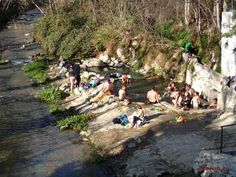 Aguas Termales Naturales Alhama de Granada