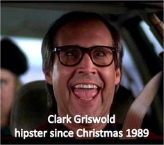 Clark Griswold Hipster
