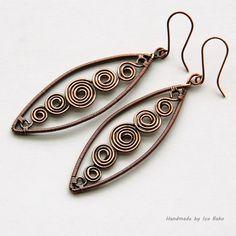 Wire Fantasies #wirejewelry