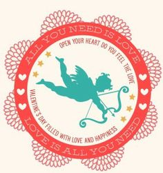 """""""Stupid Cupid"""" ~ Just Who is Cupid Anyway? and Free Valentines Printable."""
