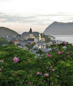 Alesund, Norway.  Going in August yay!