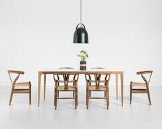 Rectangular Lars Dining Table 7-Piece Dining Set | Rove Concepts