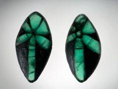 Trapiche Emeralds