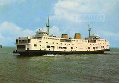 Veerboot  Kruiningen-Perkpolder.