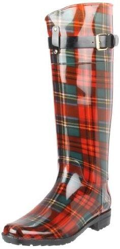 93a8e4fa941e Lauren By Ralph Lauren Womens Rossalyn Ii Boot in Gray (red tartan) - Lyst