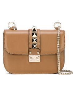 Valentino Garavani 'glam Lock' Shoulder Bag - O' - Farfetch.com