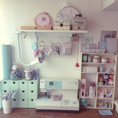 My Sewing Place :-) - nimoeh