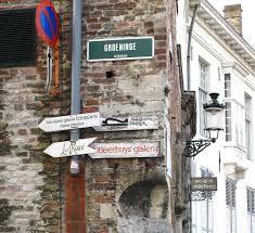 belgium street signs - Buscar con Google