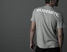James Perse Yosemite Short Sleeve Crew
