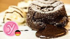 Chocolate Lava Cake Chocolate Lava Cake, Chocolate Club, Cupcakes, How To Eat Better, Lava Cakes, Fondant Cakes, Muffins, Mousse, Tasty