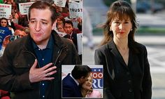 Ted Cruz's phone number is alleged to be in the 'Black Book' used by the notorious DC Madam. The candidate's details are reportedly included in 15,000 pages of phone records.