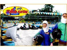 Speedy Karting + Balaclava & Gloves find at https://bingkis.co.id/gift/detail/speedy-karting-balaclava-gloves-31