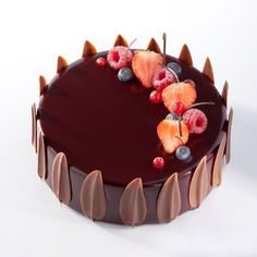 "1,806 Me gusta, 29 comentarios - Frank Haasnoot (@frankhaasnoot) en Instagram: ""Chocolate and redfruit #cake #pastry #passion #pastryshop #patisserie #dobla #chocolade #chocolate…"""