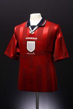 England Away 1997-98