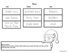 Christmas Tree Charts