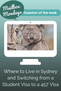 Where to live in Sydney - Mailbox Monday - Sydney Moving Guide