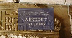 Ancient Alien's have left us some very clear messages and artefacts that they were once living on Earth and that they had the power to know the future Aliens And Ufos, Ancient Aliens, Ancient History, Advanced Robotics, Ancient Tomb, Desktop Images, Stone Statues, New Program, Life Form