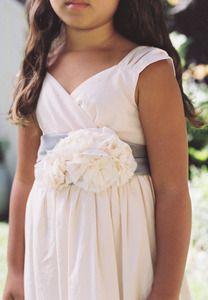 Madison Flower Girl Dress