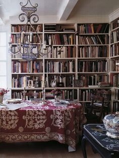 Carolina Irving, via The World of Interiors