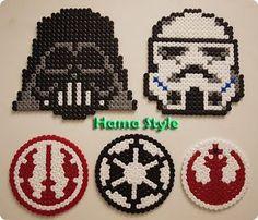Star Wars – Hama Beads perler
