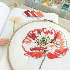 Cross stitch / Helene Le Berre