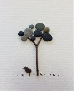 Pebble Art by Sharon Nowlan  #RePin by AT Social Media Marketing - Pinterest Marketing Specialists ATSocialMedia.co.uk