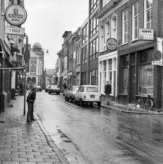 De Folkingestraat in 1980 - Foto's SERC