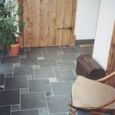Brazilian Grey Green Floor tiles