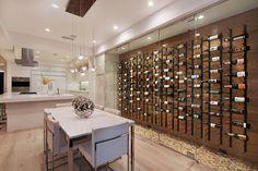 Image result for kitchen wine storage