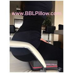 Real patient using THE ORIGINAL BBL Pillow for support 💁   We offer the Most Comfortable & Durable Butt Pillow you will ever find 👑Our BBL Pillow is an effective solution that allows you to sit without putting pressure on your butt so you can continue enjoying your life! ✔️Plus it comes with a black discrete carrying bag!  👉Grab one now on our site www.BBLPILLOW.com or AMAZON.com Customer Feedback, Enjoy Your Life, Carry On, Things To Come, The Originals, Formal Dresses, Bag, Amazon, Fashion