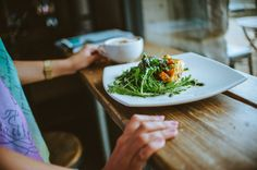 There isn't a secret recipe for 'good' food photography