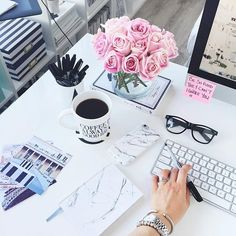 Today: Be so good they can't ignore you #lovewhatyoudo #workit #desk | iPhone…