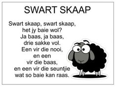 Afrikaans Is Maklik Afrikaans Language, Nursery Rhymes Lyrics, Sound Words, Rhyming Activities, Kids Poems, Afrikaans Quotes, Jolly Phonics, Compound Words, 1st Grade Worksheets