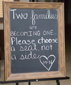 18 adorably cheesy wedding things every bride obviously wants.