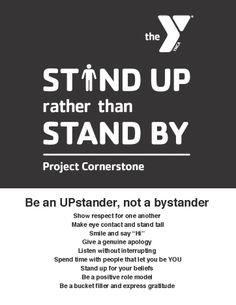 Graphic: Upstander vs. Bystander/Perpetrator (Holocaust ...