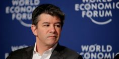 Uber CEO Travis Kalanick hired his own private driver after that...
