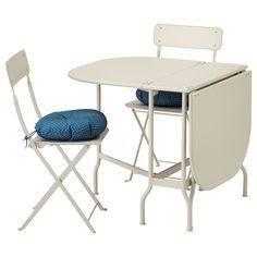 SALTHOLMEN, Tisch+2 Klappstühle/außen, Mandelweiß Beige, Beige Jetzt  Bestellen Unter: Https://moebel.ladendirekt.de/garten/gartenmoebel/ Gartenmoebel Set/? ...