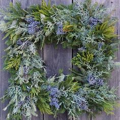 ...very cool wreath