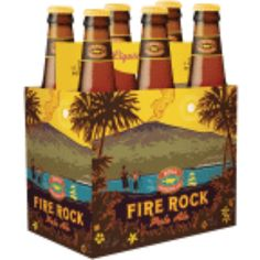 I'm learning all about Kona Brewing Co Fire Rock Pale Ale at @Influenster!