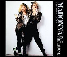 """Into the Groove single 1985 del Film """"Buscando Desesperadamente a Susana"""""""