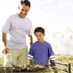 TLC Family 10 Cool Father-Son Activities