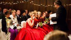 Bridesmaids - Lou Lou Gowns